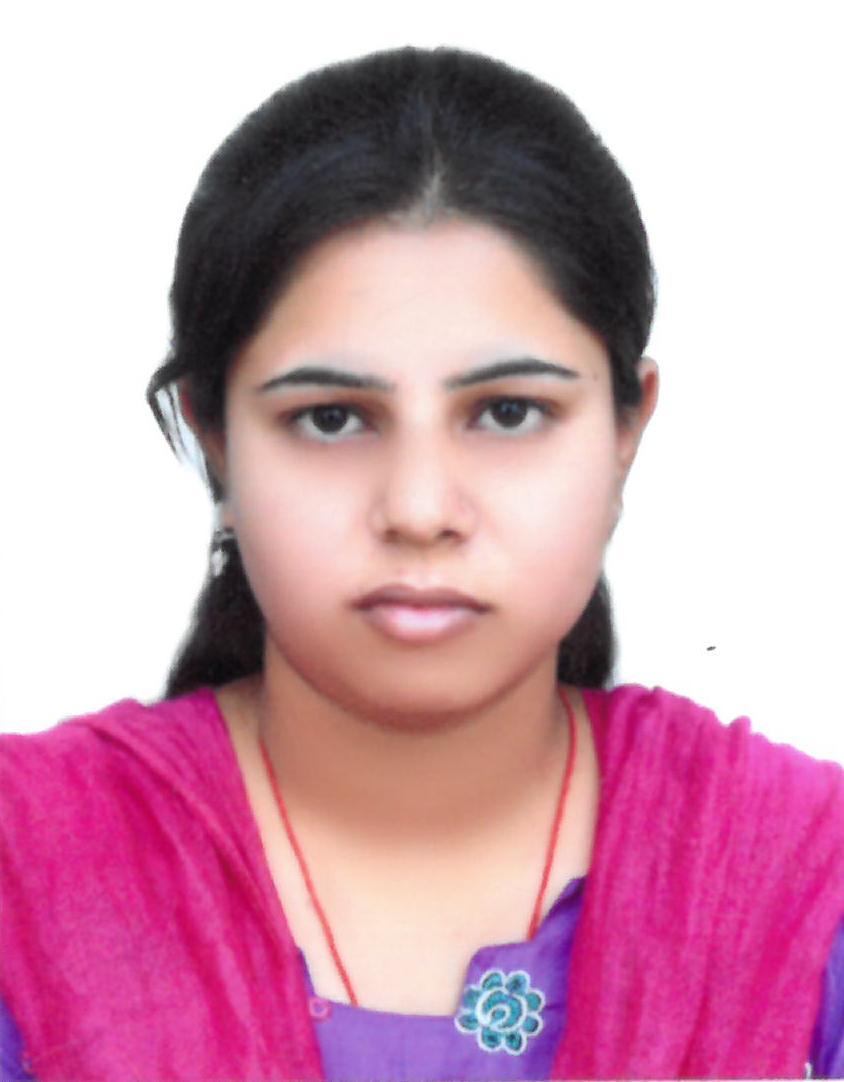 Miss Akansha Charan