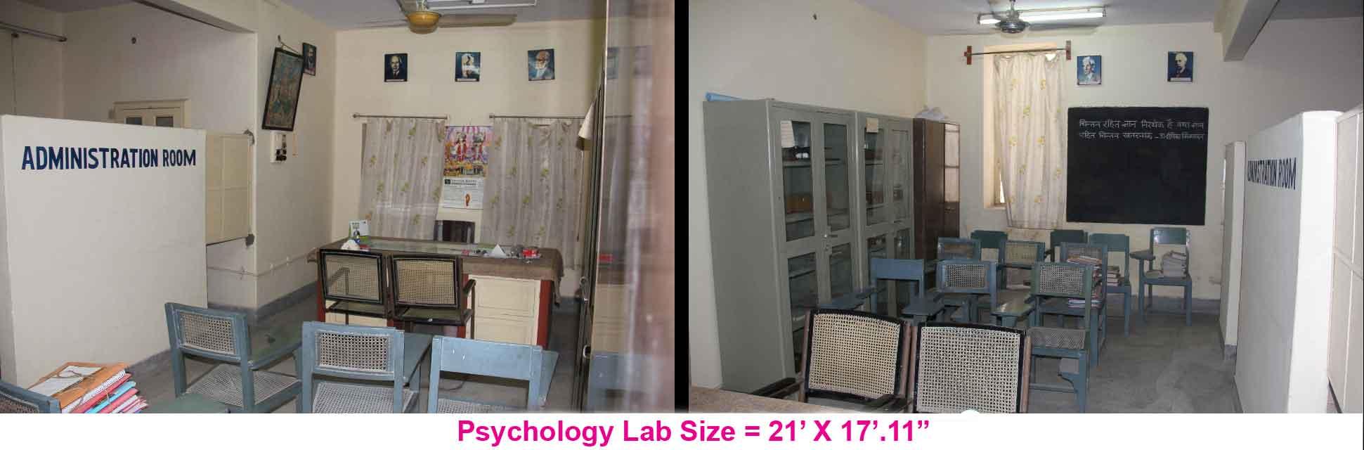 Psychology Lab